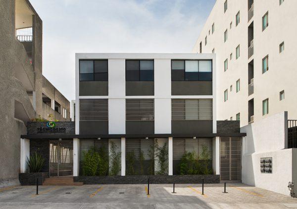 fachada edificio tecnicos