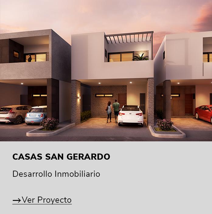 Desarrollo inmobiliario San Gerardo