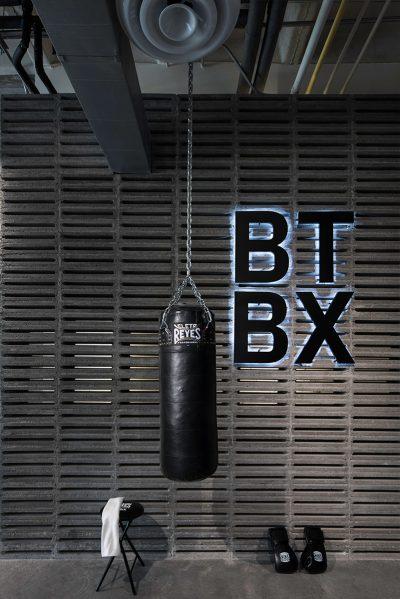 Saco de box beatbox