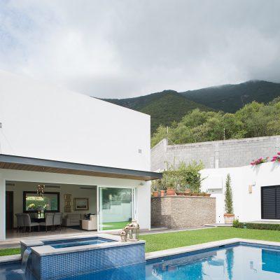 Alberca residencia San Felipe