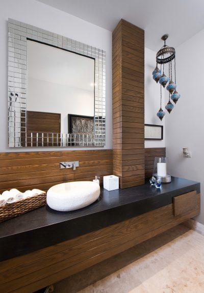 Baños residencia san felipe