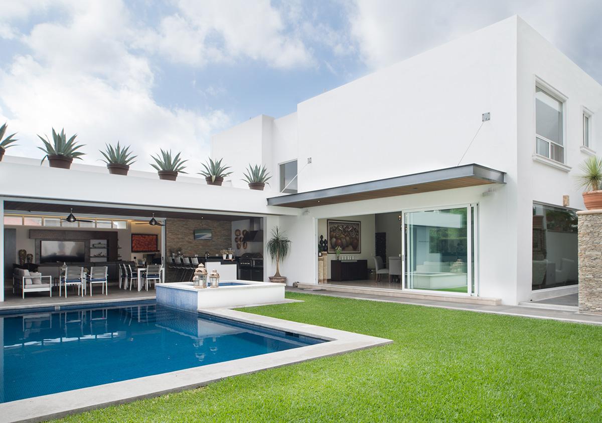 Jardin residencia San Felipe