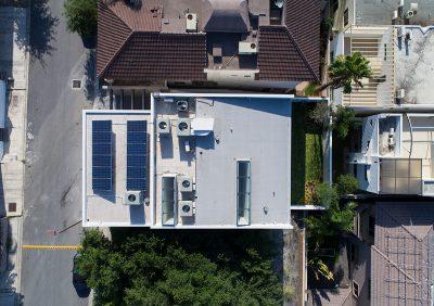 Vista aerea casa privanzas